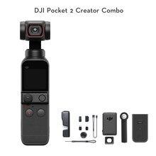 DJI – Pocket 2 avec Zoom 8x ActiveTrack 1/3.0 pouces, caméra avec capteur, Images 64mp, original, neuf, en stock