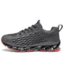 Мужские спортивные туфли больших размеров сетчатые Нескользящие