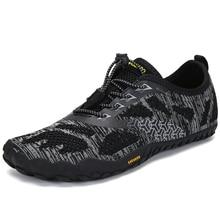 Quick แห้งน้ำรองเท้า Barefoot รองเท้าผู้ชายรองเท้ารองเท้าผ้าใบฤดูร้อน Wading รองเท้าผู้หญิงชายหาดรองเท้าแตะถุงเท้า Tenis Masculino
