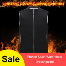 Heating Vest Washable Usb Charging Three-Speed Temperature Maximum Temperature Up To 55 °c Warm Vest Outdoor Camping Hiking Golf(China)