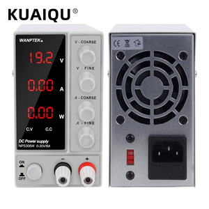 Image 1 - 30v 10a 6a Switching Power Supply Adjustable Laboratory Power Supply Voltage Stabilizer Power Control 220 v Current Stabilizer