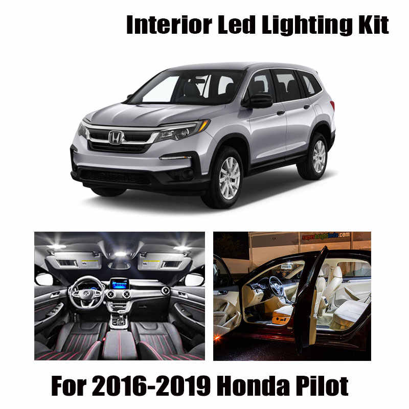 14電球ホワイトインテリアled車のライト2016 2017 2018 2019ホンダ ...