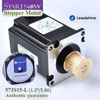 TENEN Leadshine 3 phase Stepper Motor 573S15 for NEMA23|3 phase stepper motor|stepper motor|phase stepper motor -