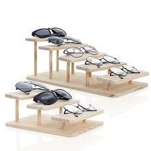 Rasalhaguer набор из бамбука 5 слойная подставка для солнцезащитных