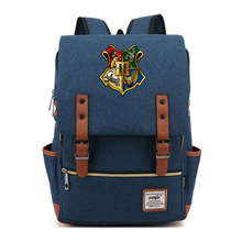 Cosplay Ron Weasley Hermione Granger Draco Malfoy Gloves knapsack Backpack schoolbag Child CollectionToys For Kid Halloween Gift
