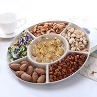 Тарелка для закусок