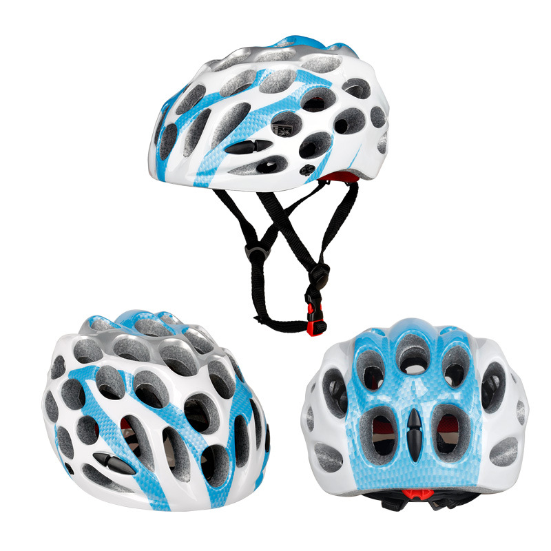 Adult Outdoor Sports Honeycomb Porous Bicycle Riding Roller Skating Sports One-piece Safety Helmet Manufacturers Direct Selling