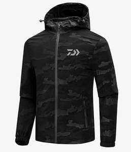 Wader Jacket Fishing-Clothing Hunting DAIWA Waterproof Outdoor Men's Breathable New