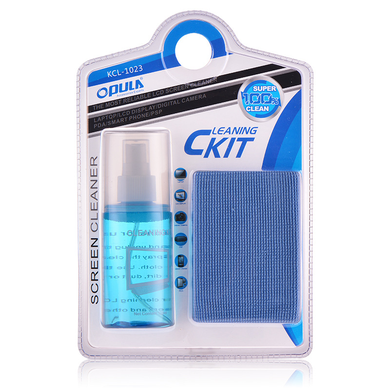 Opula Series KCL-1023 Tablet Computer Cleaning Set Mobile Phone Screen Cleaner Sell Abroad Europe And America