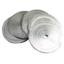 1 rolos 99.95% 25g nova fita de magnésio produtos químicos a0kb do laboratório da pureza alta