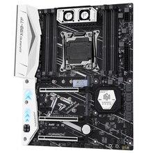 Материнская плата HUANANZHI X99 TF с двойным слотом M.2 NVME, поддерживает как DDR3, так и DDR4, и LGA 2011