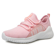 New Fashion Summer Women Casual Shoes Lace-Up Breathable Flat Shoes Sneakers Women Trainers Basket Femme zapatillas mujer(China)