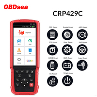 LAUNCH X431 CRP429C Auto OBD2 diagnostic tool support Engine/ABS/Airbag/AT and 11 Service CRP429 C CAR Code Reader