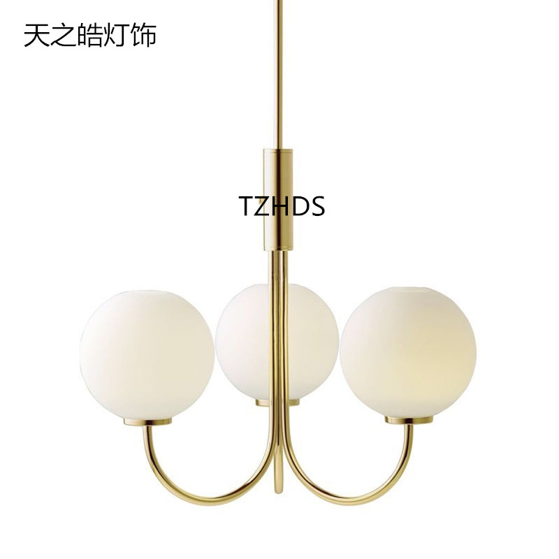 Nordic Modern Pendant Lights Designer Glass Pedant Lamps Art Decoration Light Fixtures For Bar Dining Room Dropshopping