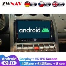 Dsp android 9 4 64 для lamborghini gallardo 2004  2015 ips hd
