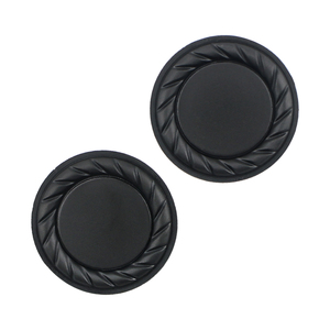Image 5 - GHXAMP 2.5 inch 65MM BASS Radiator Vibration Plate Diaphragm Low Frequency Auxiliary Subwoofer for Charge 2 plus DIY 2PCS