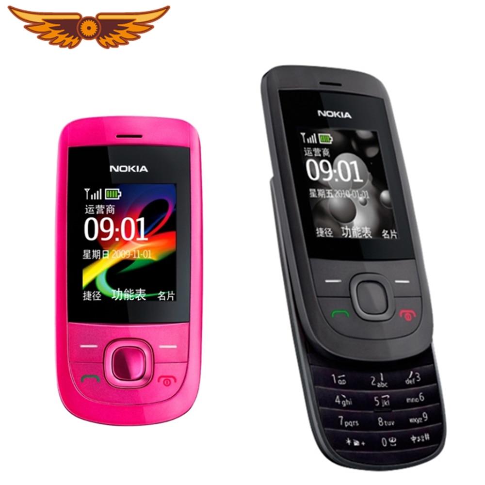 2220 S Оригинальный разблокированный 2220 слайд 1,8 дюймов GSM TFT FM-радио MP4 плеер функциональный телефон дешевый сотовый телефон