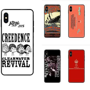 Style Design For Huawei Honor Play V10 View Mate 10 20 20X 30 Lite Pro Y3 Y5 Y9 Nova 3 3i Pro Creedence Clearwater Revival image