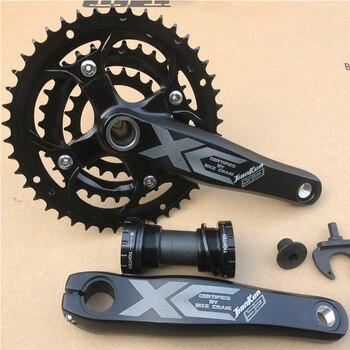 27-speed mountain bike crankset sprocket wheel aluminum alloy sprocket suit