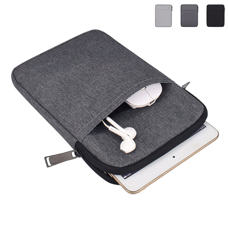 8 inch Universal Sleeve Case For Sony Xperia Z3 Tablet Compact 8.0 Bag for Samsung Galaxy Tab Pro 8.4 T320 T321 T325 Pouch Cover image