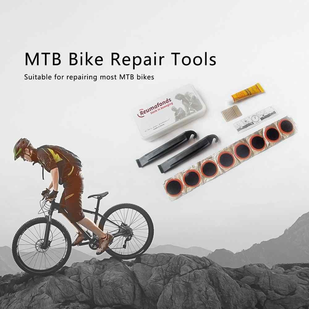 2020 จักรยาน MTB เครื่องมือซ่อมจักรยานขี่จักรยานยางยางซ่อม PATCH PATCH LEVER ชุดฉุกเฉินมัลติฟังก์ชั่ยาง Fix Kit