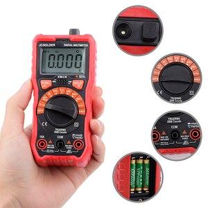 Image 5 - JCD наборы паяльников 80 Вт 220 В, цифровой мультиметр с регулируемой температурой, автоматический RangingLCD паяльник, сварочный ремонтный инструмент