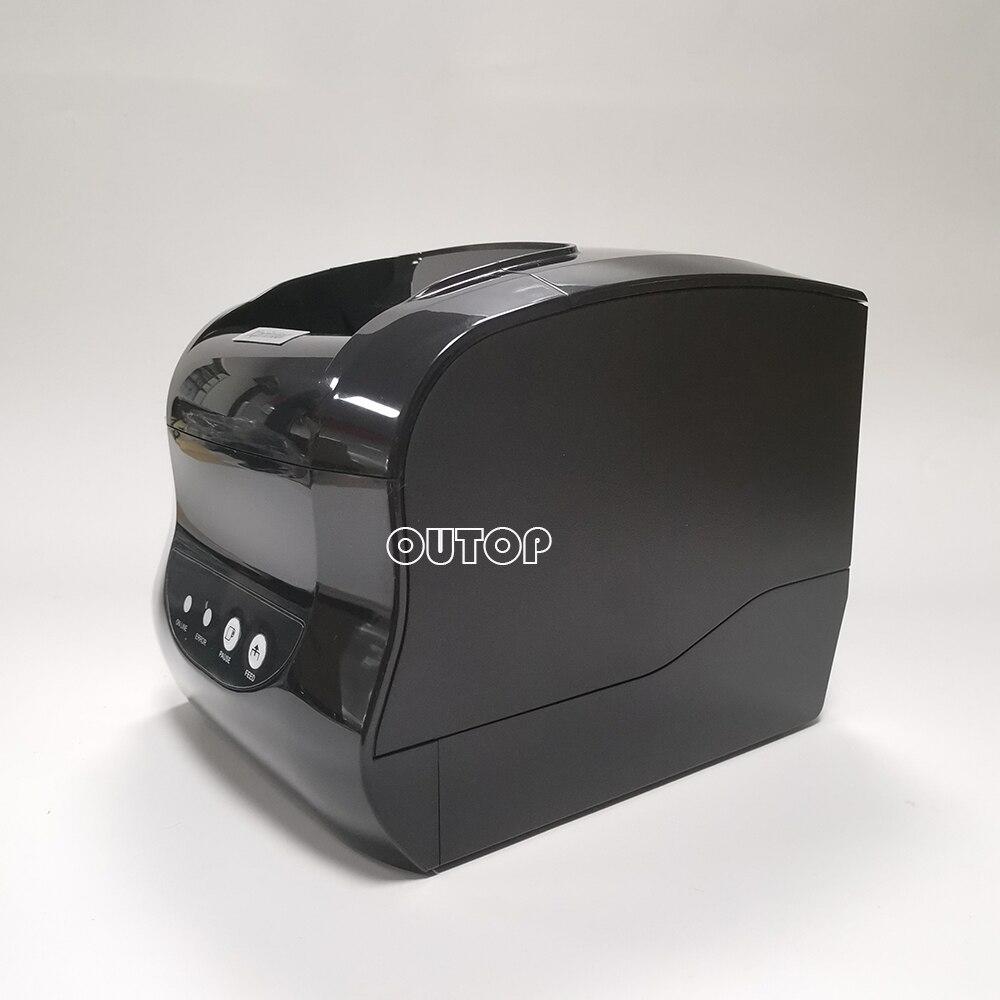 Receipt Printer 80MM POS System Lbel Printer For Supermarket Chicken Receipt With USB Port
