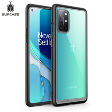 SUPCASE For OnePlus 8T Case (2020 Release) UB Style Anti-knock Premium Hybrid Protective TPU Bumper + PC Back Clear Cover Case
