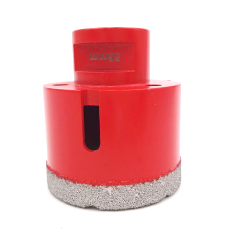Vacuum Brazed Drill Accessories Diamond Drill Drilling For Granite Stone For dry wet drilling in Tool Parts from Tools