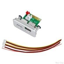 Mp3-Player Decoder-Board Audio-Module Radio Fm WMA Bluetooth-5.0 AUX 5V 12v Mp3 TF USB
