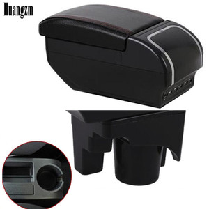 For Volkswagen Mk5 Golf Mk 5 6 2005-2011 Car Armrest Box