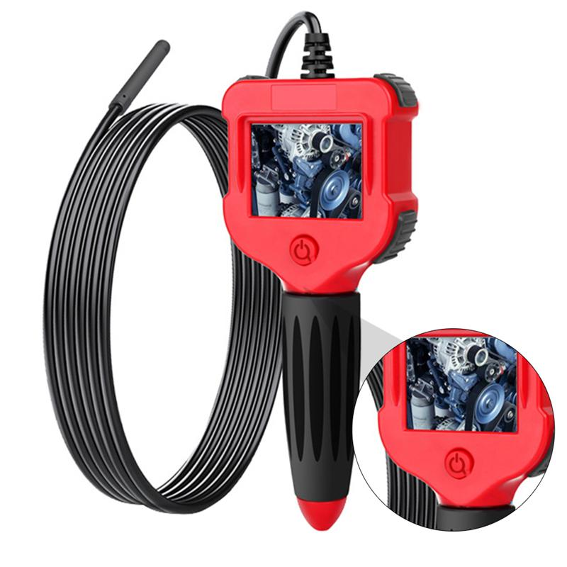 Tools : 1 Set 5 5mm 1 3 5m Industrial Endoscope Digital Borescope Waterproof Inspection Camera