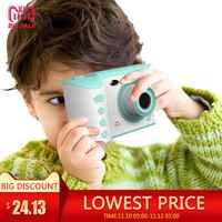 Cámara para niños 2,8 IPS pantalla de protección ocular HD pantalla táctil Digital doble lente CÁMARA DE 18MP para niños