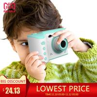 Children's Camera 2.8 IPS Eye Protection Screen HD Touch Screen Digital Dual Lens 18MP Camera for Kids