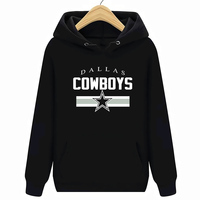 Men'S Dallas Harajuku Print 2019 Summer Short Sleeve Cowboys Navy Mercury Hoodies & Sweatshirts