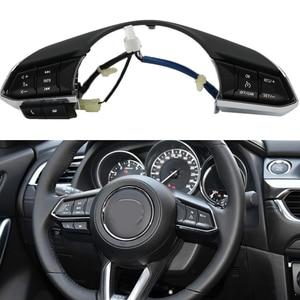 Кнопка управления на руль M azda 6 GJ Atenza M azda 3 BN Axela M azda, KF, круиз-контроль, регулятор громкости звука