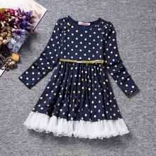 Кружевное платье для девочек; вечерние платья принцессы из тюля для девочек; повседневная одежда; платье-пачка для маленьких детей; Детские платья для девочек; зимняя одежда