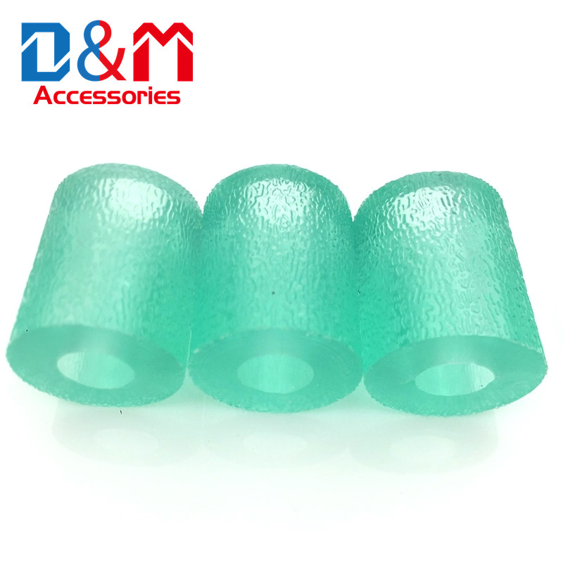 10PCs Green Pickup Roller Tire  2BR06520 2F906240 2F906230 For Kyocera FS1028 1035 1100 1120 1128 1300 1320 1370 2000 3900 4000