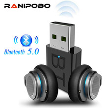 Audio-Receiver Transmitter Headphones Tv-Pc HIFI AUX Usb Bluetooth RCA Home-Stereo