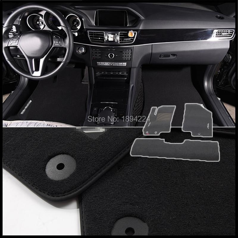 3pcs Brand New Car Floor Mats Auto Carpet Mats Carpet Perfect Fitted For KIA Soul