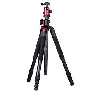 Image 5 - Manbily MPT 284 חצובה מקצועי רב פונקציה אופקי מרכוז צילום משולש סוגר עבור דיגיטלי SLR מצלמות