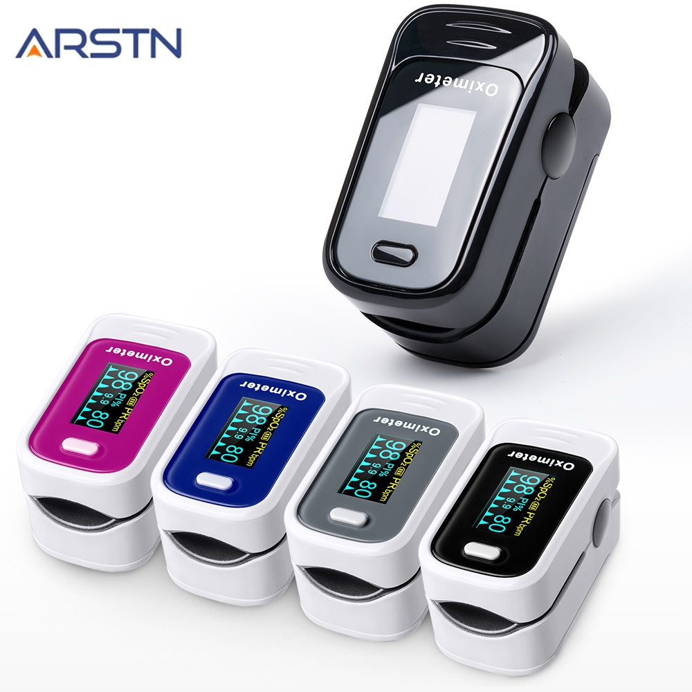 OLED Fingertip Pulse Oximeter home pulse Oximetro  dedo pulso Blood Oxygen Oxymeter Pulsioximetro finger Heart Rate Monitor CE