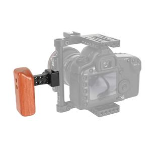 Image 5 - Kayulinกล้องDSLRด้ามจับไม้NATOได้อย่างรวดเร็วจับด้านข้าง (ขวามือ) สำหรับDslrกล้อง