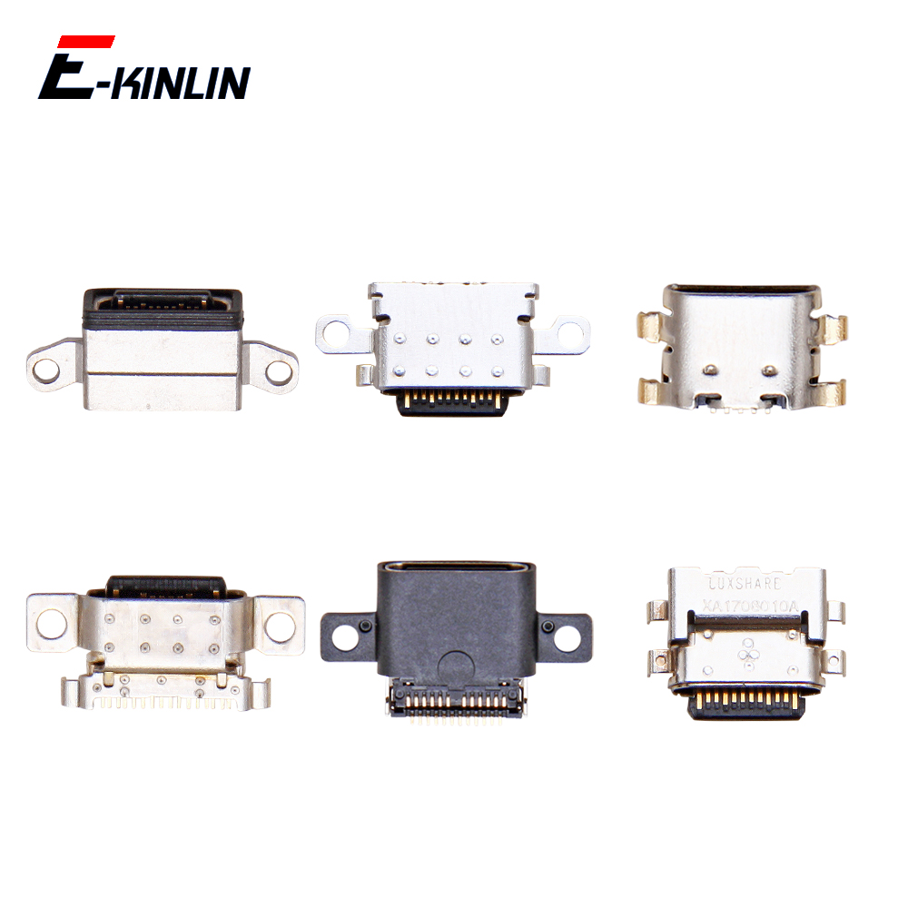 Type-C Micro USB Jack Connector Socket For XiaoMi Mi Max Mix 3 2S 2 Charge Charging Dock Plug Port