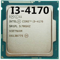 ПК компьютер Intel Core i5-4690 i5 4690 Процессор четырехъядерный LGA1150 настольный процессор 100% работает правильно настольный процессор