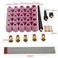 581302 Alumina Düse Arc Schweißen Gas Objektiv Metallarbeiten Für TIG Fackeln WP 9 WP 20-in Schweißbrenner aus Werkzeug bei