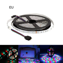 1PCS New LED Strip Lights 3528 RGB 300 LED Color Changing Kit with Flexible Strip Light 24/44 Key IR Remote Control Party Decor