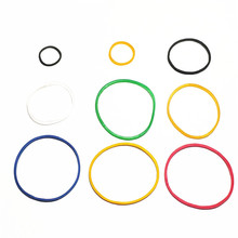16 kinds 10pcs/set Rubber Band Pulley Transmission Engine Drive Round Beslts DIY Toy Module Car Motor Stretch Droppshipping