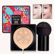 Mushroom Head Air Cushion CC Cream Natural Moisturizing Foundation Concealer Whitening Oil-control Makeup BB Cream Cosmetics