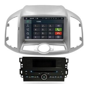 Image 5 - 11.11 4G RAM אנדרואיד 10.0 רכב DVD סטריאו עבור שברולט קפטיבה Epica 2012 2013 2014 אוטומטי רדיו GPS ניווט מולטימדיה אודיו